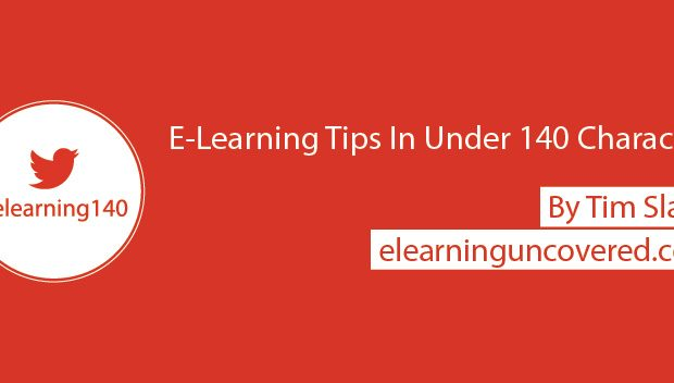 L'e-learning in un tweet